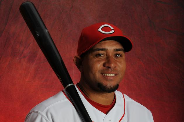 Early Projections for Cincinnati Reds' Final 25-Man Roster