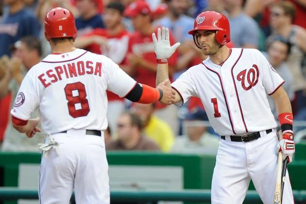 Washington Nationals' Most Intriguing Position Battles