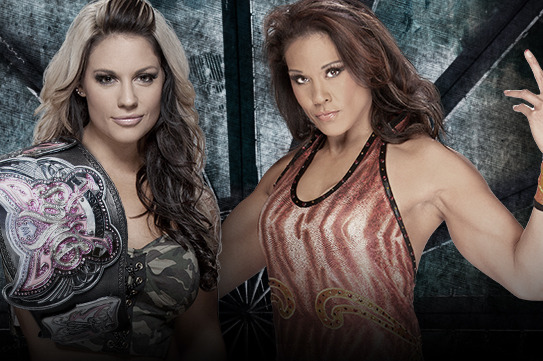 WWE Elimination Chamber: 5 Reasons to Look Forward to Kaitlyn vs. Tamina