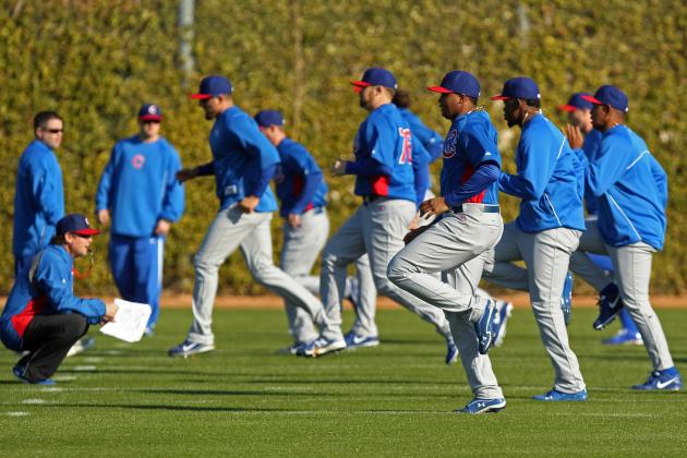 Chicago Cubs:  Where the Cubs' Top Prospects Should Finish 2013
