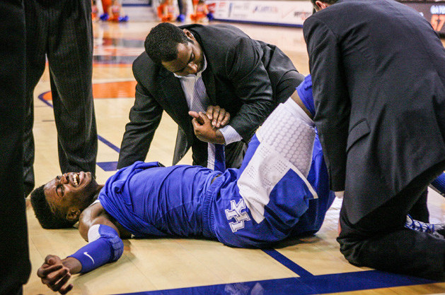 College Basketball Injury Report: Who's Hurting the Most at Week 16?