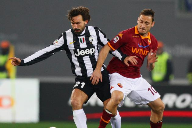 Roma vs. Juventus: 5 Things We Learned