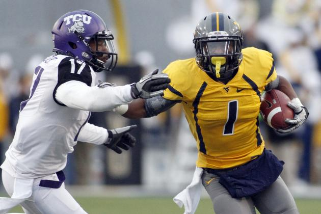Highlights of the 10 Most Explosive Players in the 2013 NFL Draft