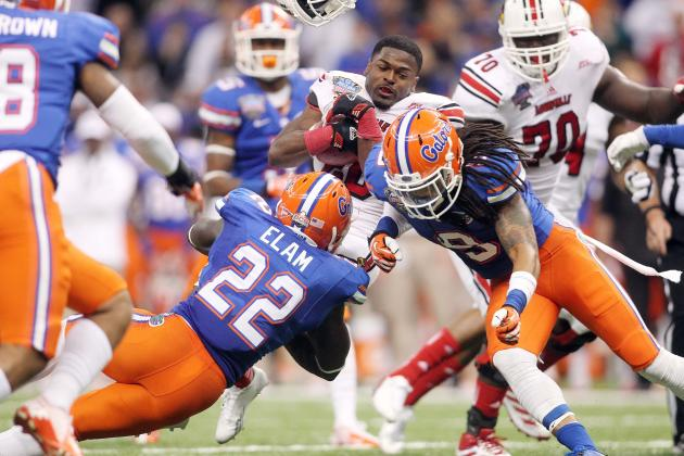 Florida Football: 5 New Starters on Defense Who Must Step Up