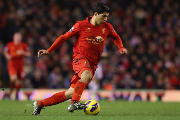 5 Most Likely Candidates to Try to Sign Luis Suarez in Summer