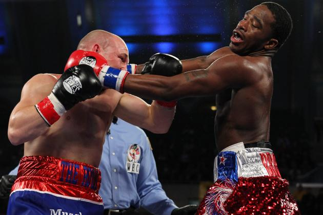 Real Winners and Losers from HBO's World Championship Boxing