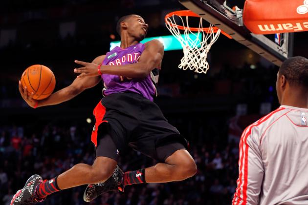 Why the 2013 NBA Slam Dunk Contest Was One of the Best of All Time