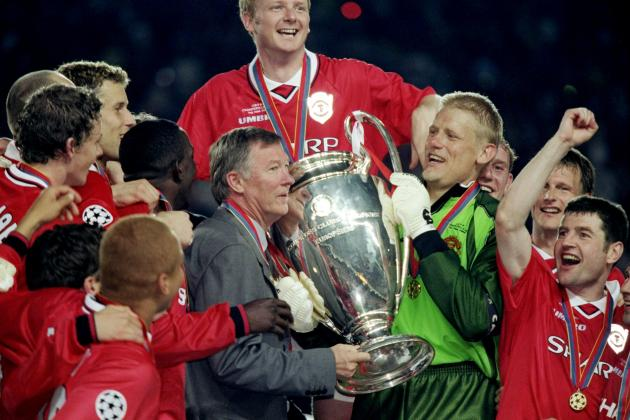 Manchester United: Current Squad Have a Long Way to Go to Match 1999 Success