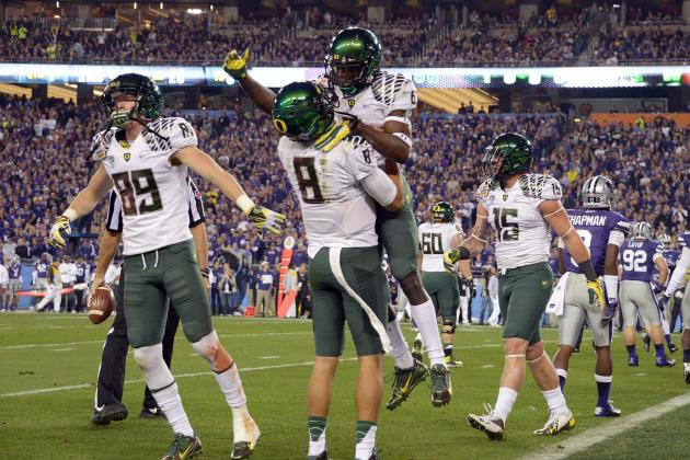 Oregon Football: Way Too Early Game-by-Game Schedule Predictions for 2013