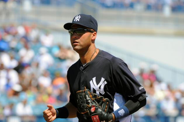 New York Yankees: Early Projections for the Bombers' Final 25-Man Roster