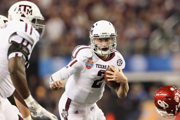 Texas A&M Football: Way Too Early Game-by-Game Schedule Predictions for 2013