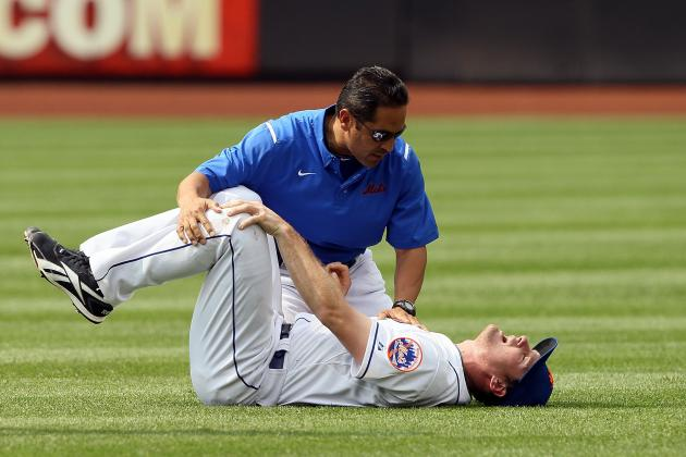 New York Mets Team Health Report: 2013 Injury Risk for Every Starter