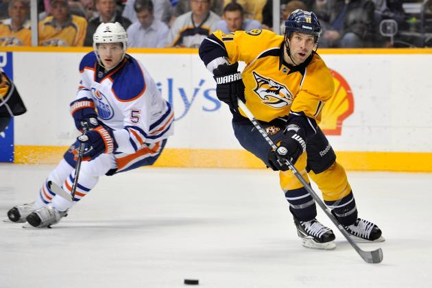 NHL Bubble Teams: Who's in and Who's out in 2013