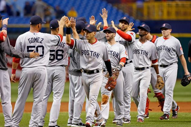 2013 Boston Red Sox: Early Projections for Boston's Final 25-Man Roster