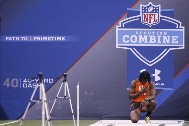2013 NFL Combine: Predicting the Top Performer for Every Drill