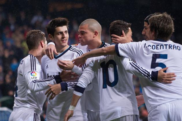 6 Things We Learned in Real Madrid's 2-0 Victory over Rayo Vallecano