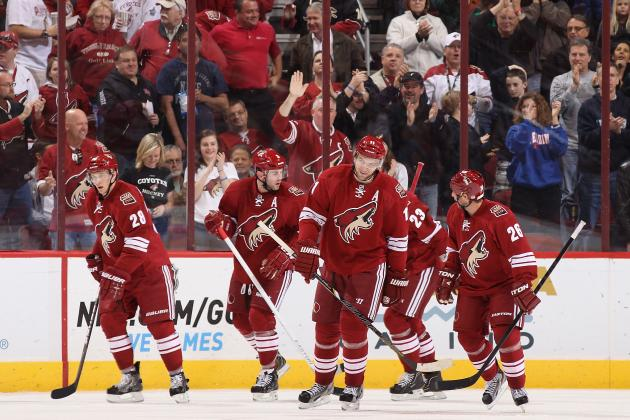 3 Problems in the Way of the Phoenix Coyotes Returning to the Conference Finals