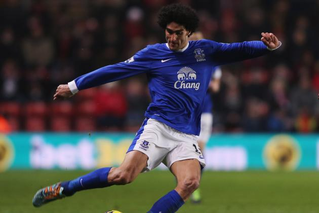 Everton Transfer Rumours: 5 Players Linked to Summer Moves