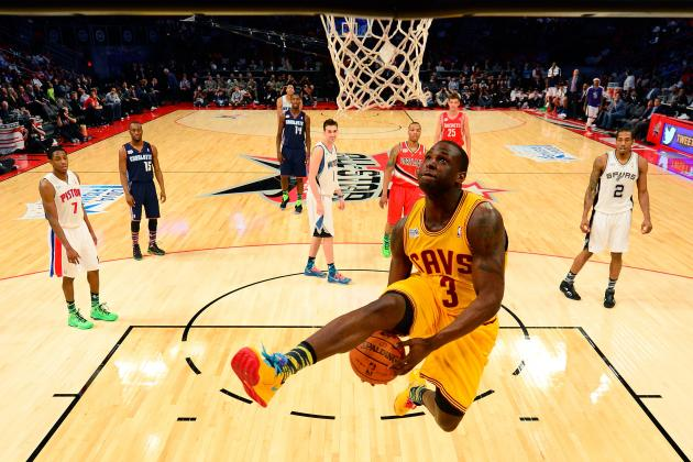 NBA Rookie Spotlight Featuring Dion Waiters