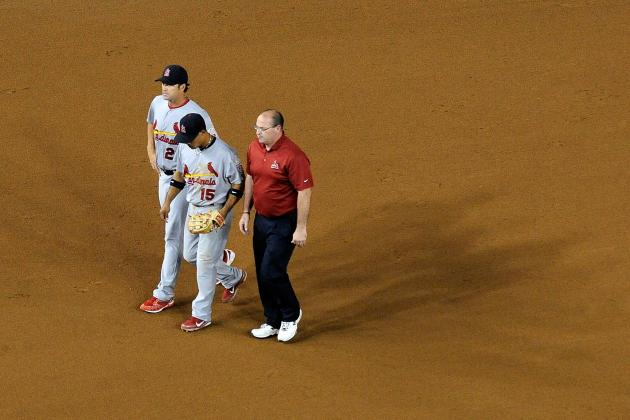 St Louis Cardinals Team Health Report: 2013 Injury Risk for Every Starter