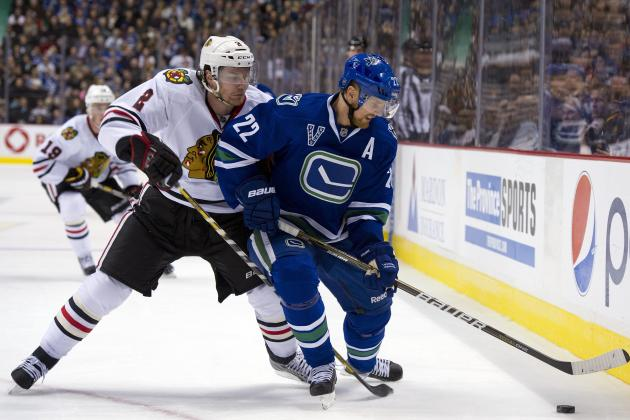 4 Reasons Canucks vs. Blackhawks Is the Best Rivalry in the NHL Today