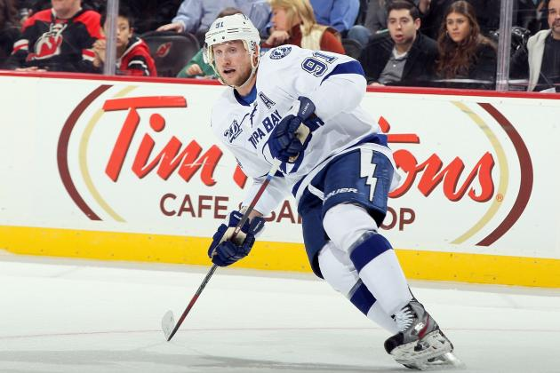 5 Reasons Steven Stamkos Will Go Down as One of the Best All-Time Goal Scorers