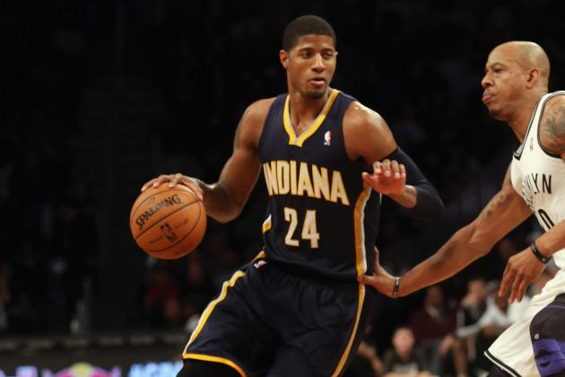5 Reasons Pacers' Paul George Is NBA's Most Underrated Player