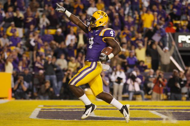 LSU Football: Way Too Early Game-by-Game Schedule Predictions for 2013
