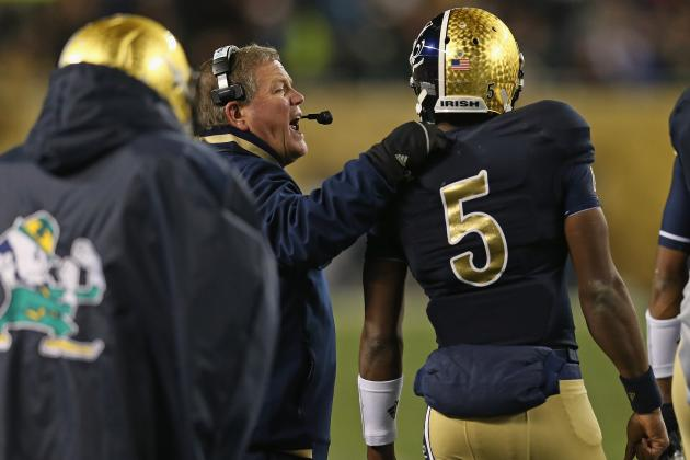 Notre Dame Football: Way Too Early Game-by-Game Schedule Predictions for 2013