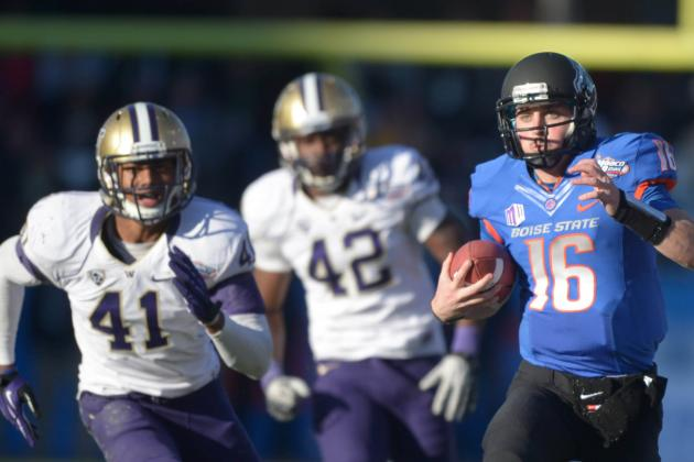 Boise State Football: Way Too Early Game-by-Game Schedule Predictions for 2013