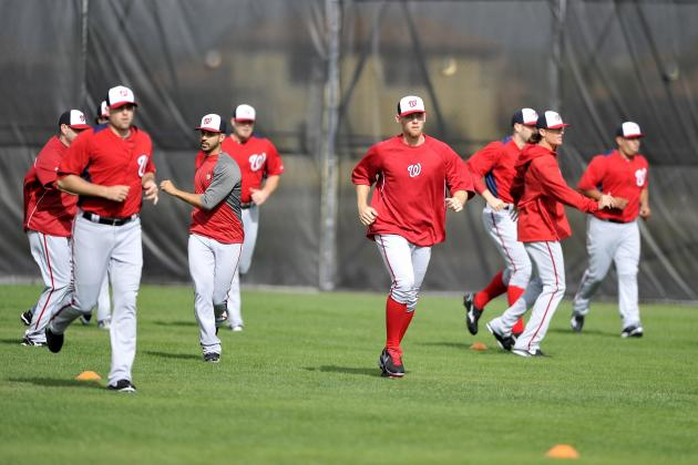 Washington Nationals' Top Storylines at the Start of Spring Training