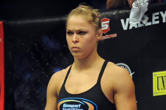 UFC 157 Preview: Ronda Rousey vs. Liz Carmouche Head-to-Toe Breakdown