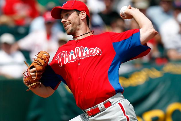 Early Projections for Philadelphia Phillies' Final 25-Man Roster