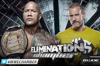 WWE Elimination Chamber 2013 Results: 5 Things We Learned from Rock vs. CM Punk
