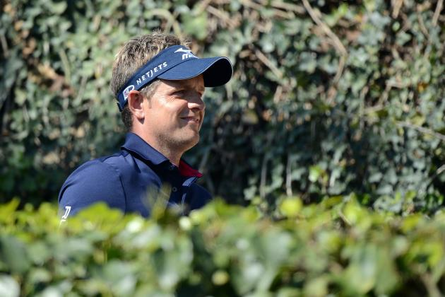 Grading Luke Donald's 2013 PGA Tour Debut at the Northern Trust Open