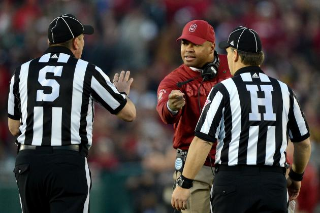 3 Major Rule Changes Hit Big 12 Football in 2013