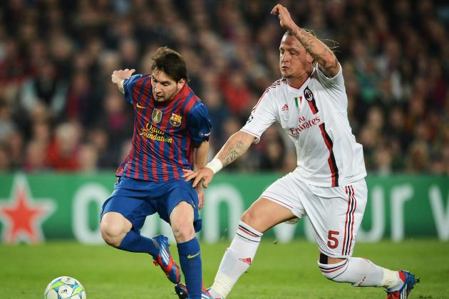 How Barcelona Should Set Up to Keep AC Milan at Bay at the San Siro