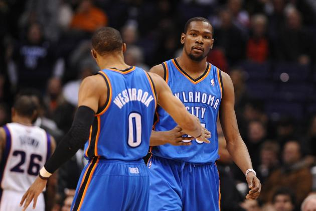 Post All-Star Break Predictions for the Oklahoma City Thunder
