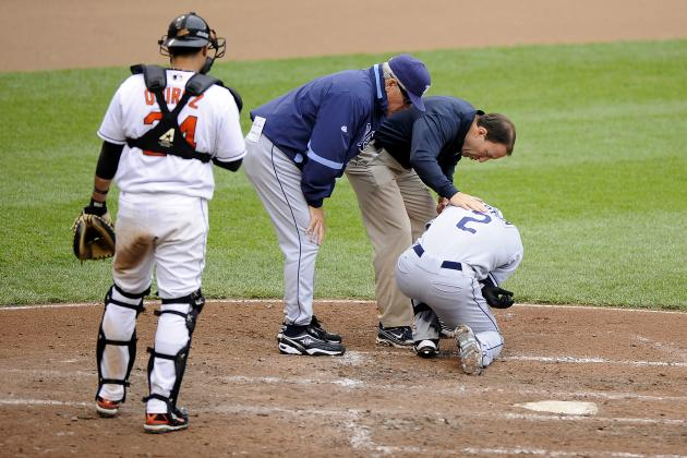 Tampa Bay Rays Team Health Report: 2013 Injury Risk for Every Starter