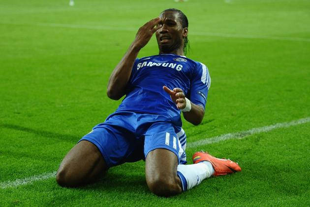 Drogba, Iniesta and the 5 Players to Watch This Week in the Champions League