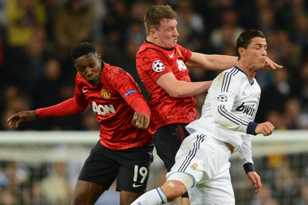 How Manchester United Should Approach Champions League 2nd Leg vs. Real Madrid
