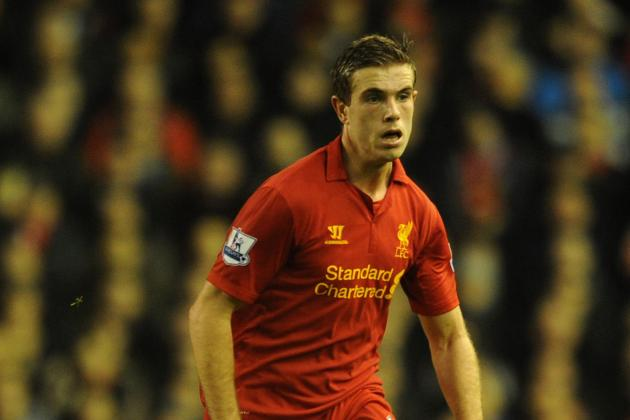 Jordan Henderson: Why Liverpool Midfielder Is Underrated