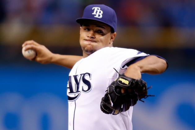 Tampa Bay Rays: Ranking Top 10 Prospects