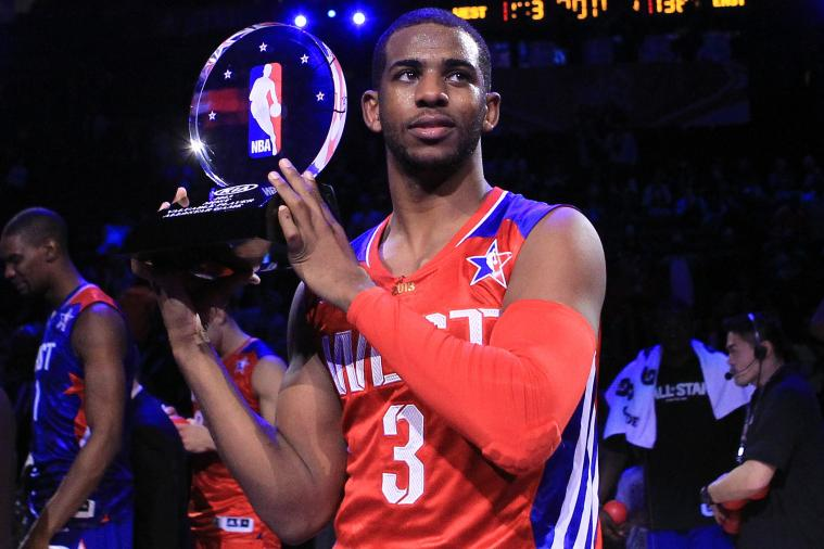 Ranking Chris Paul's 2013 All-Star Game MVP with Biggest Career Moments