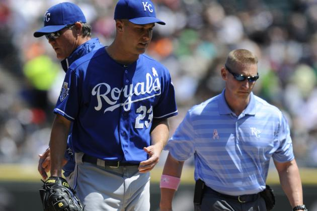 Kansas City Royals Team Health Report: 2013 Injury Risk for Every Starter