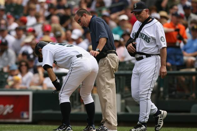 Seattle Mariners Team Health Report: 2013 Injury Risk for Every Starter