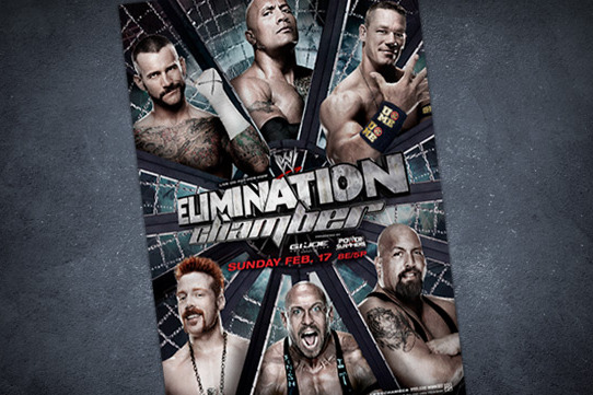 5 Lessons Learned from WWE's Elimination Chamber 2013