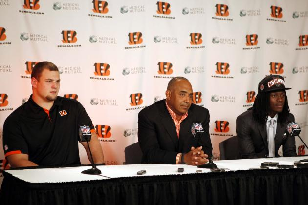 Cincinnati Bengals Draft Options: Who Goes First?