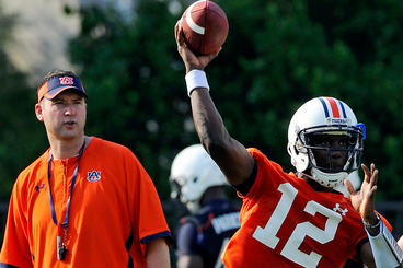 Auburn Football: Previewing the Tigers 2013 Quarterback Battle
