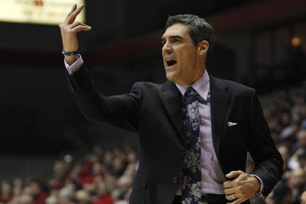 NCAA Basketball Picks: Rutgers Scarlet Knights vs. Villanova Wildcats